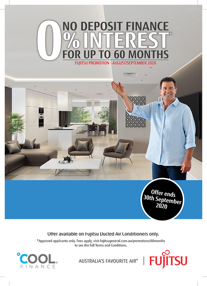 60-months-Interest-Free-Cool-Finance-Promotion-on-Ducted-Air-conditioning-Batemans Bay